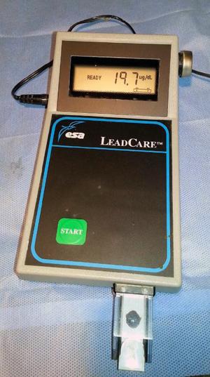 ESA LeadCare
