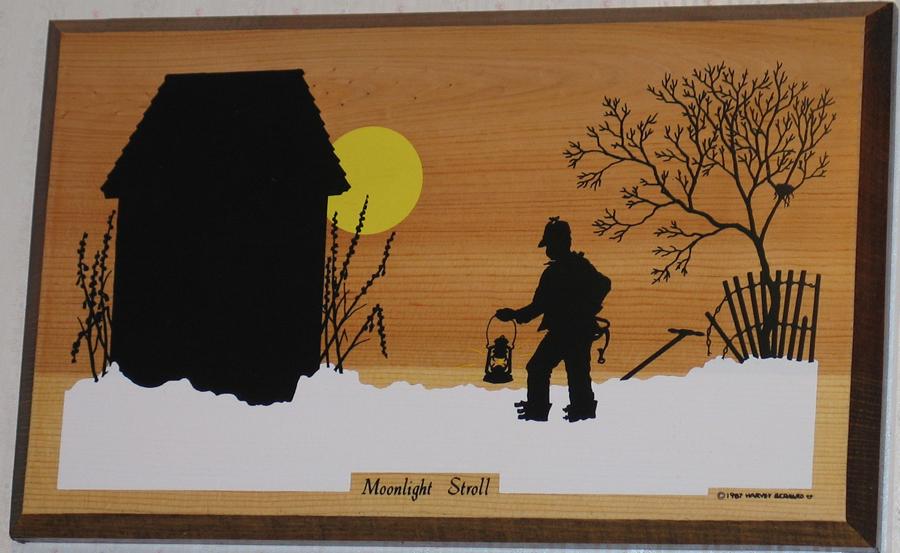 Moonlight Stroll